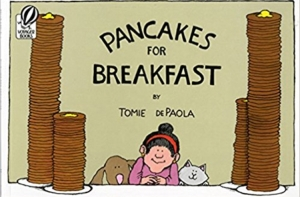 cover pancakes