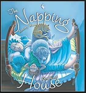 napping house cover